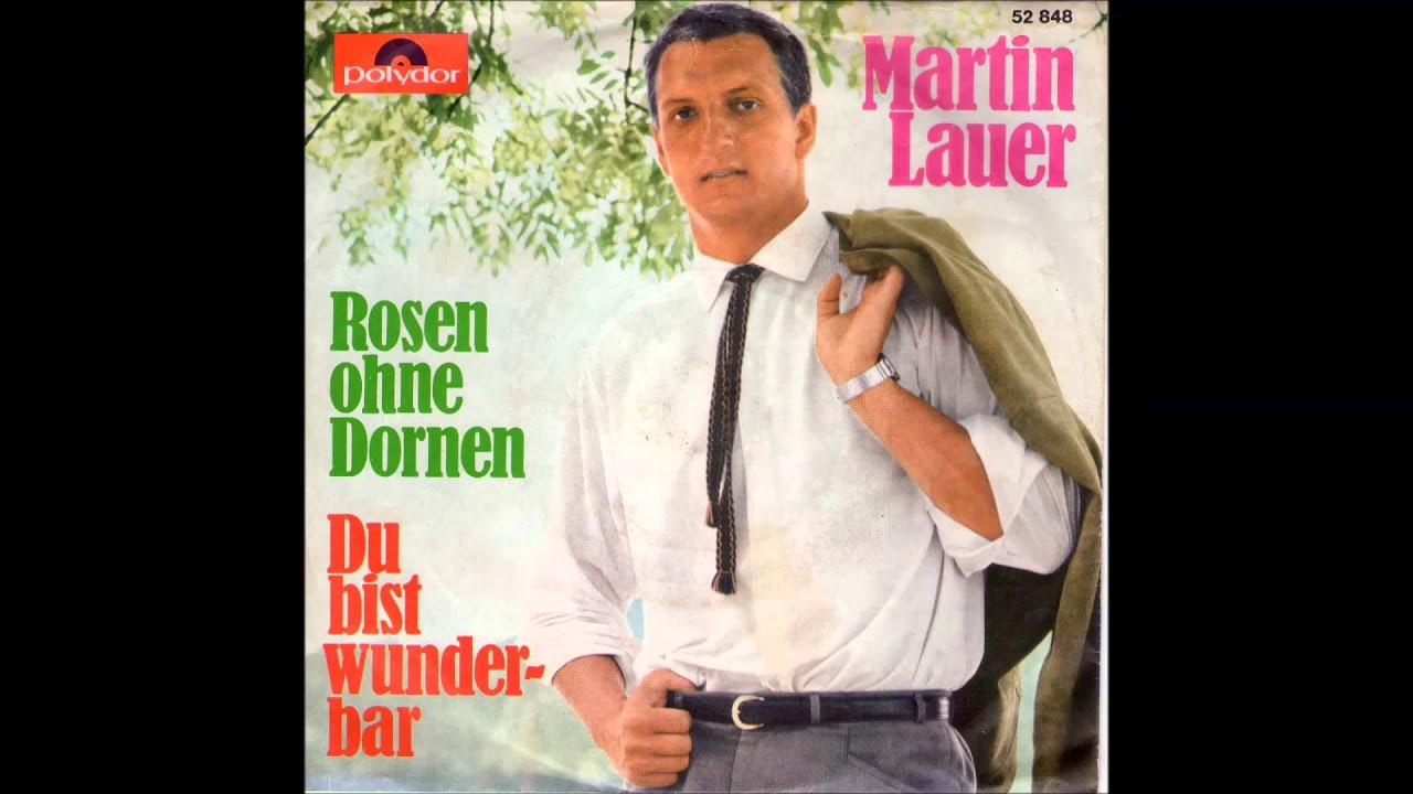 martin lauer rosen ohne dornen 1967 youtube. Black Bedroom Furniture Sets. Home Design Ideas