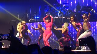 Nicki Minaj - Pound the Alarm (Live) @ Paris (26.03.2015) HD