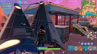 Fortnite lamp glitch