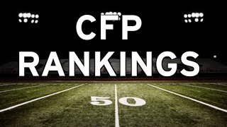 NCAA CFP Rankings: Ohio State, Notre Dame Fall Out Of Picture