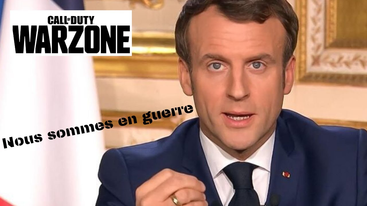 NOUS SOMMES EN GUERRE | Call of Duty |WARZONE| Trio PS4.