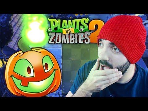 CALABAZA ILUMINADA ⭐️ Plants vs Zombies 2 | iTownGamePlay
