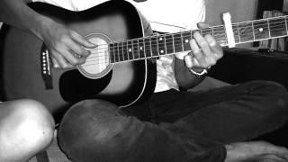 Thu cạn guitar by Thế Kiêm, singer Tú Rạm