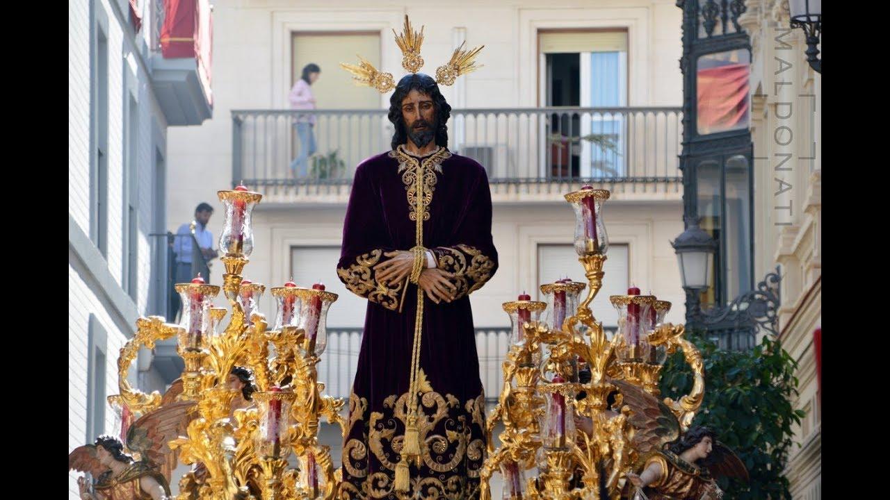 Nuestro Lunes Santo 2019 - Cautivo de Santa Genoveva - Sevilla - Pasión de Linares