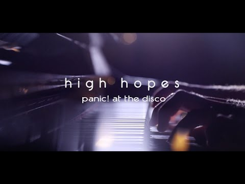 High Hopes // Panic! At The Disco ORIGINAL MUSIC VIDEO