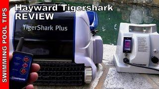 Hayward TigerShark® Robotic Pool Cleaner - Review