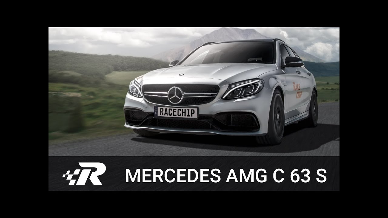 RaceChip Ultimate and C63 S AMG, two powerhouses united