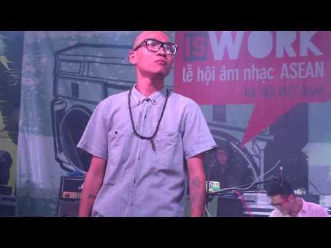 Wowy - Đêm Tàn & Đánh Nó Đi @CAMA Music Festival 2013