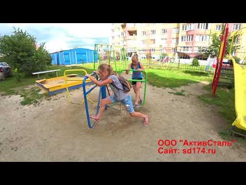 Детская площадка для дачииз YouTube · Длительность: 43 с