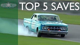 Top 5 Saves at Revival