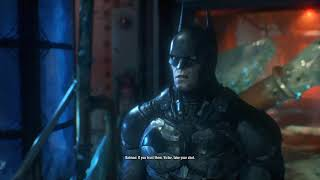 Batman  Arkham Knight In From the Cold Side Mission