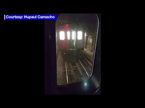 Subway Shocker: 2 Subway Cars Separate From Train In Manhattan; Entire Fleet Pulled