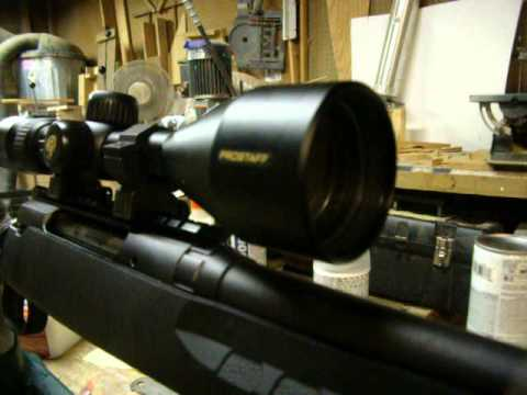 Donnie D's Nikon 3-9x50 and Savage Axis .308