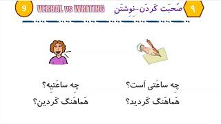 Learn to Speak Persian FAST: For Beginners - Lesson 9 - What time is it ? - Part 6