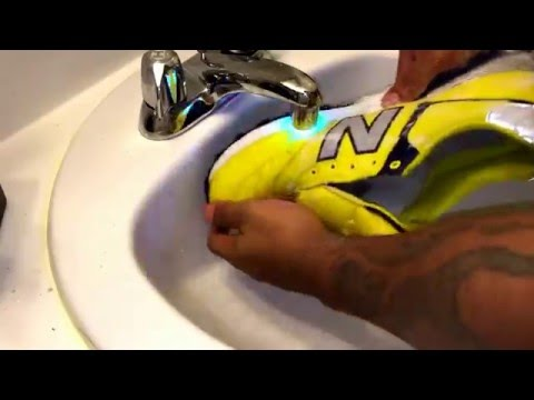 "NewBalance 574 ""Cleaning"""