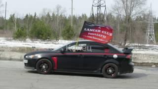 Lancer X Club 10 лет в России
