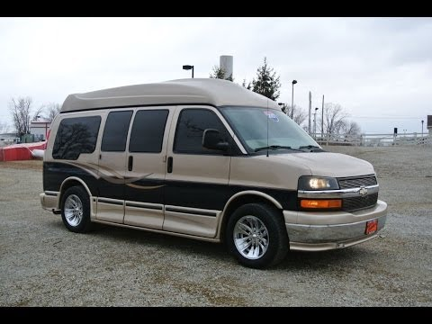 2007 Chevrolet Regency Conversion Van Walkthrough