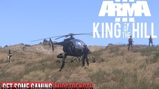 Arma 3 King of The Hill- Pawnee vs Jet
