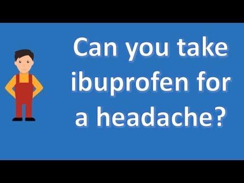 can-you-take-ibuprofen-for-a-headache-?- -best-health-faq-channel