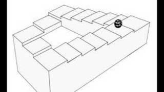 3D M. C. Escher