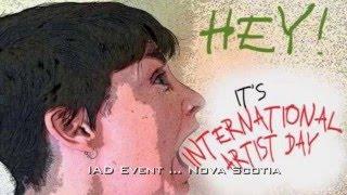 Introduction to International Artist Day - IAD