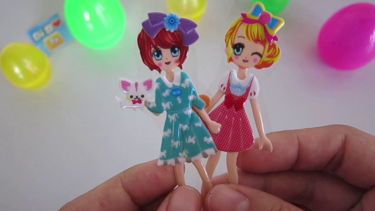 Dress Up Girls Paper Craft Sticker Game ᵔᴥᵔ Youtube