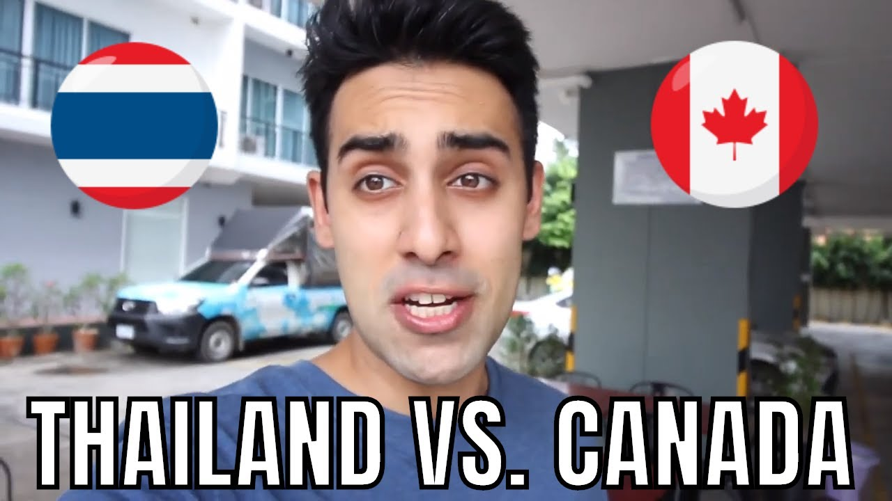 Canadian in Thailand | First Impressions in Bangkok (The Bedroom Ladprao)
