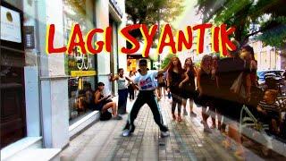 LAGI SYANTIK DANCE IN PUBLIC | Choreo by Natya Shina \x5bM A R I A N N A\x5d