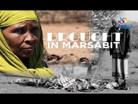 Drought in Marsabit: Human lives at stake as drought bites in Marsabit
