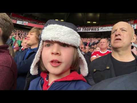 Manchester United v West Bromwich Albion - Premier League - Old Trafford - 01.04.2017