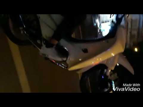 Adanada sıradan bir motorcu