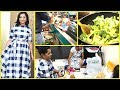 Indian Mom Busy Tuesday Routine - My Grocery Shopping Vlog & Daughter Picnic Shopping