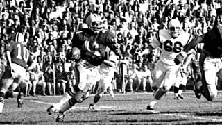 1966 CSU Football and the Bounce Pass