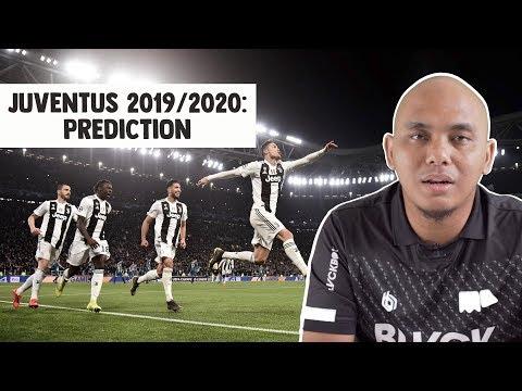 Juventus 2019/2020: Prediction