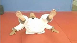 Judo Lessons for Beginners : How to Do a Judo Back Fall