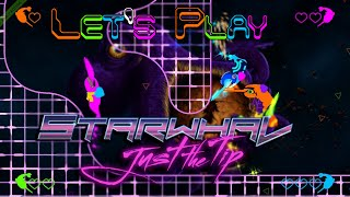 """Let's Play """"Starwhal: Just the Tip"""" 4-Player"""