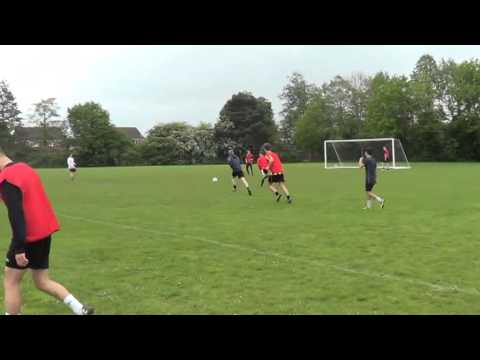 Team BC Training Match 28/04/2014