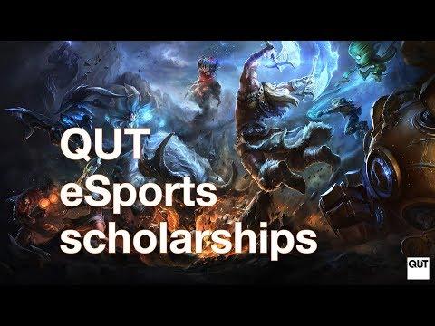 QUT eSports scholarships