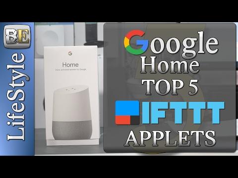 top-5-google-home-ifttt-applets-for-lifestyle-enhancement