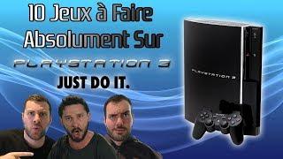 10 JEUX PS3 A FAIRE ABSOLUMENT PART/1