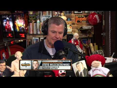 Steve Wojciechowski on the Dan Patrick Show (Full Interview) 4/3/14