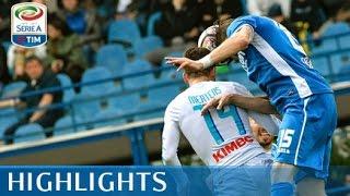 Empoli - Napoli - 2-3 - Highlights - Giornata 29 - Serie A TIM 2016/17