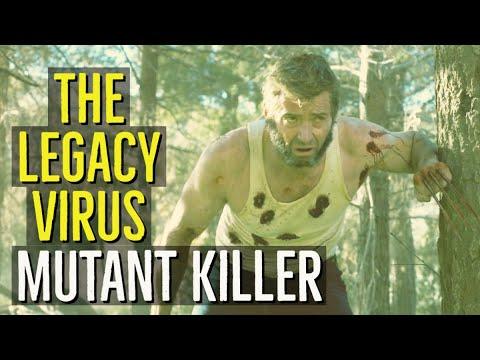 The Legacy Virus (Mutant Killer) X-Men Explored