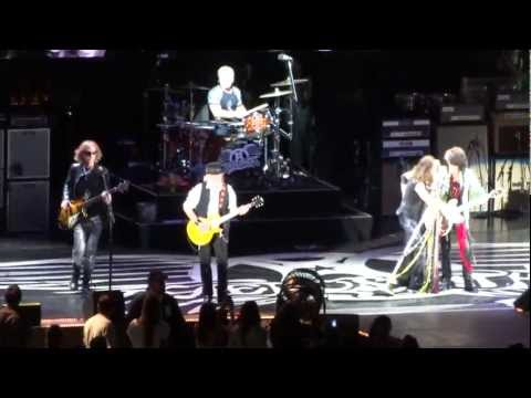 Aerosmith - Oh Yeah (8/6/2012) Hollywood Bowl
