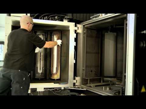 Platit Pi1511 Coating of High Volume Mold & Dies
