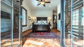 Spanish Style Home - Saltillo Flooring & Rustic Interior Design