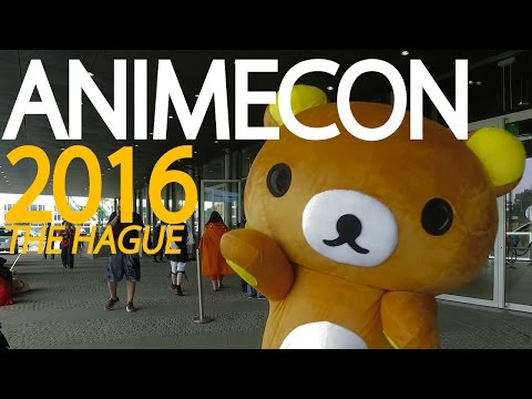 Animecon 2016 | The hague - Netherlands (short cosplay video)