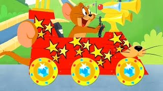 Tom and Jerry Boomerang Make and Race 12 / Cartoon Games Kids TV