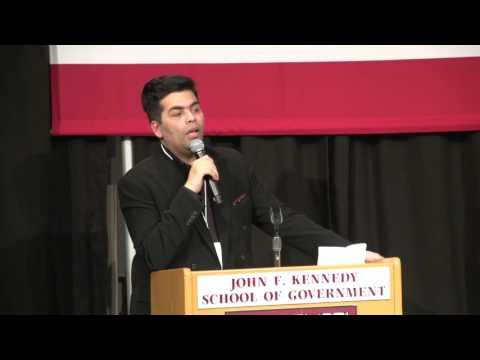 Keynote   The Hashtag Democracy   Karan Johar   Part 4