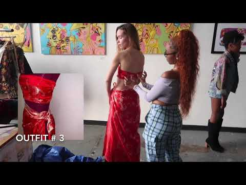 A Day In A Life As A Fashion Designer Stylish Follow Me Around Youtube